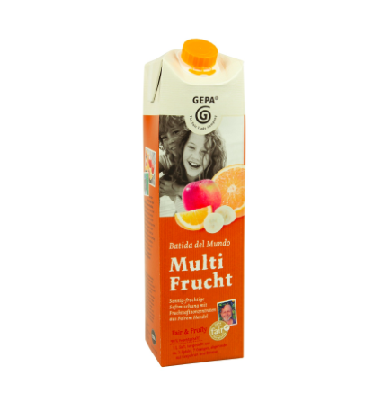 Multivitamin-Saft